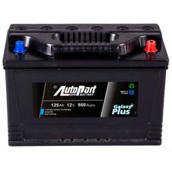 Bateria agrícola Galaxy Plus 125AH 950A