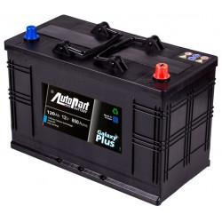 Bateria agrícola Galaxy Plus 120AH 800A