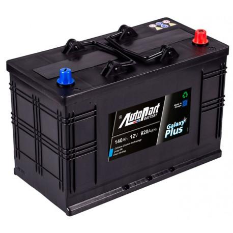 Bateria agrícola Galaxy Plus 140AH 920A