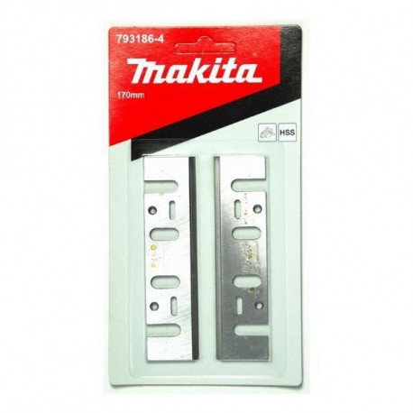 Set mini Cuchillas de cepillo Makita 82mm D35302