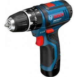 GSB 10,8-2-LI Bosch Professional+ 3 bat 2Ah.+ LBoxx