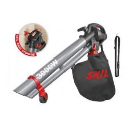 Soplador aspirador para jardin SKill 3000W