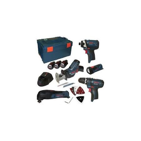 Bosch MONSTER KIT 10,8 V LI