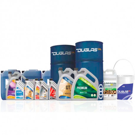 "DUGLAS GTx OVER ""0W-30"" 100% SYNTHETIC - Mid SAPS - Envase 1l."