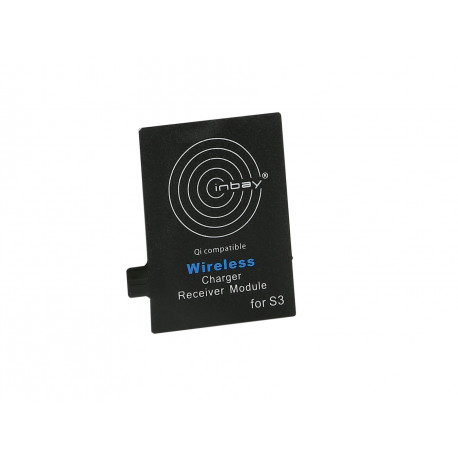 Inbay® Qi Receptor de carga externo iPHONE 5/5S/5C/6/6+