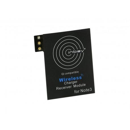 Inbay® Qi Receptor de carga interno Samsung Note2