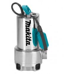 Bomba sumergible Makita 1.100W aguas sucias PF1110