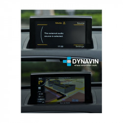 NAVEGADOR PARA AUDI A3 (8V +2012) - 2DIN GPS HD USB SD DVD BLUETOOTH
