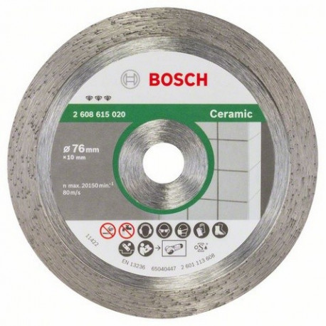 Disco de corte de diamante Bosch for Ceramic