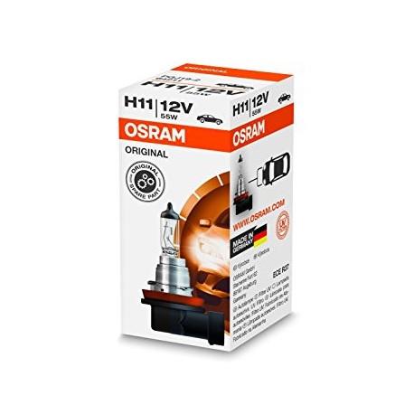 Lámparas OSRAM H11 12V 55W PGJ19-2