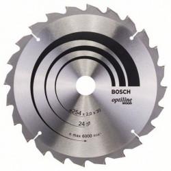 2608640621 Disco circular 210x30x2,8 24 dientes