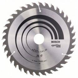 2608640618 Disco circular 200x30x2,6 24 dientes
