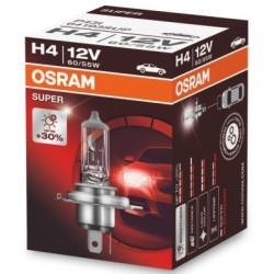 Lámpara OSRAM H4 SUPER 12V 60/55W P43t