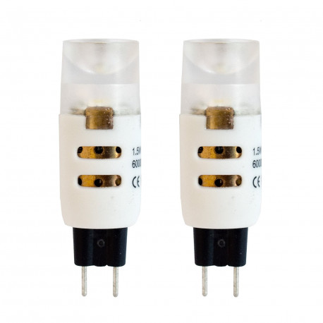 2 Bombillas led Tipo PYW24W CREE LED-30W-Color ámbar