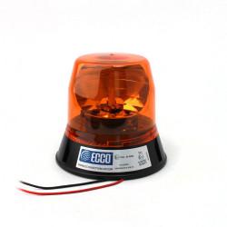Faro rotativo naranja atonillar R65 24V