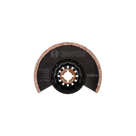Hoja de sierra segmentada Starlock Carbide RIFF ACZ 85 RT3