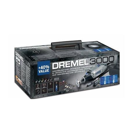 Multiherramienta DREMEL® 3000NC + 5 acc.