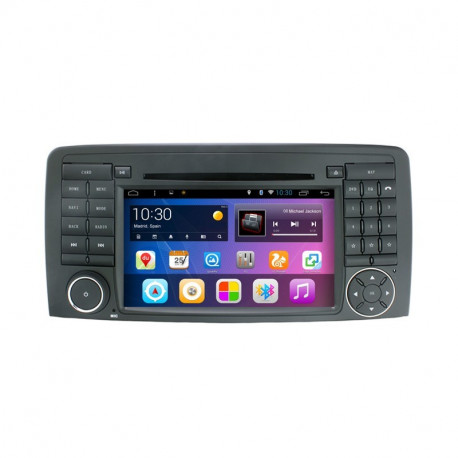 MERCEDES BENZ CLASE R FULL EQUIPE GPS y TDT*