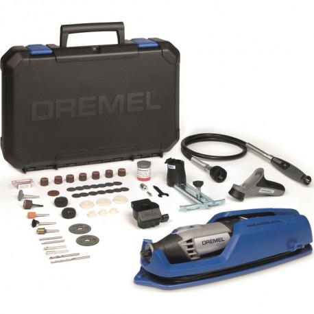F0134000JF Dremel serie 4000 +65 accesorios