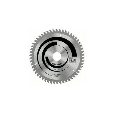 2608640509 Hoja de sierra circular