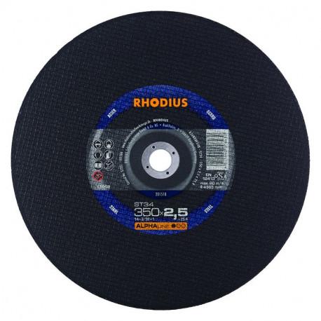 RHO200253 Disco desbaste Rhodius RS2-180X7