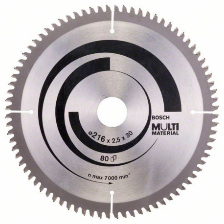 Disco circular Bosch diám. 350x30 96 dientes