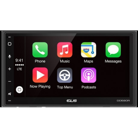 "Radio GPS Android LCD Táctil 6,8"" 800X480 Bluetooth"