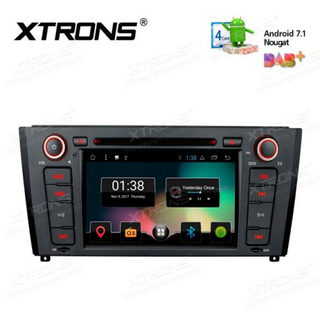 "RADIO GPS LCD 10"" Táctil para VW Golf VII con Android 7.1 HDMI CANBUS BLUETOOTH"