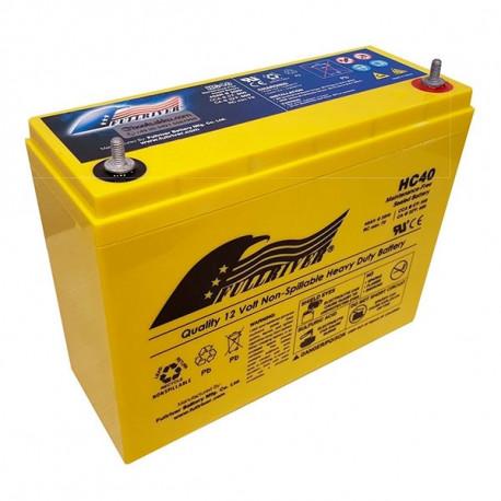 Bateria AGM HC