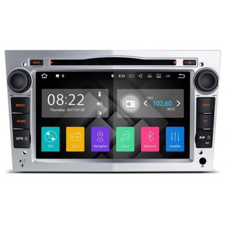 """Radio GPS Android 7.1 Pantalla táctil de 9"""" para VW Seat y Skoda con HDMI"""