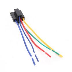 Enchufe con cableado para relé inmobilizador corte encendido