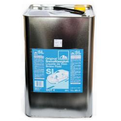 Liquido de frenos SL DOT 4 20 litros