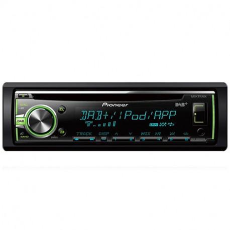 Radio CD USB Pioneer DEH X6800DAB