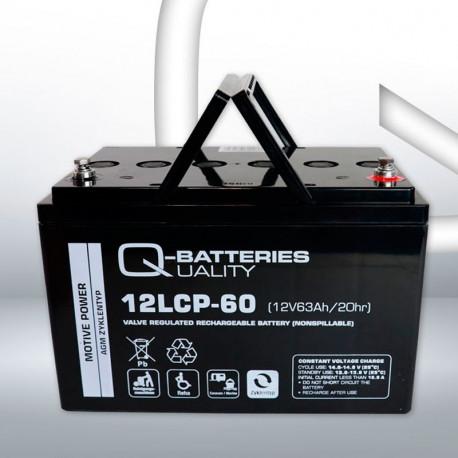 Bateria Deep Cycle Voyager  60/75/85
