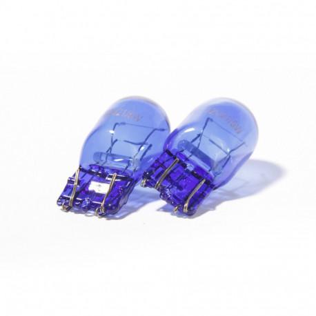 2 lámparas halógenas T20 W21/5W 12V/21/5W WHITE
