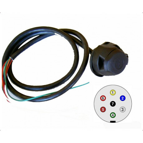 Kit electrico básico 7 polos