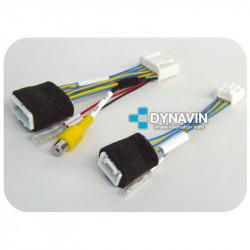 Interface de Cámara trasera Toyota TOYOTA GEN5 / GEN6 (20+4pin) - CONECTOR