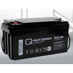 Bateria Deep Cycle 80 Ah