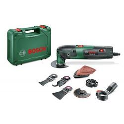 Multiherramienta Bosch PMF Universal (220CE)+ accesorios