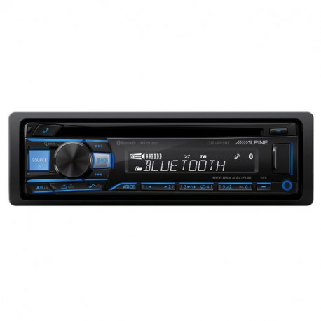 RADIO CD / USB ALPINE CDE193BT
