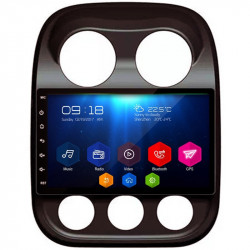 NAVEGADOR JEEP COMPASS (+2012) - ANDROID
