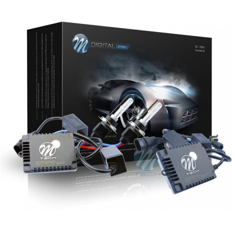 Digital kit  CANBUS SLIM M-Tech H7 6000K