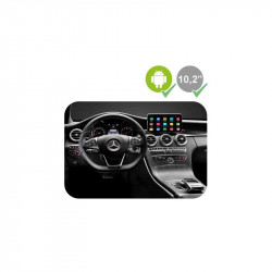 MERCEDES CLASE C W205 - ANDROID 10,25""