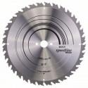 Hoja de sierra circular Optiline Wood 300X30 48 dientes