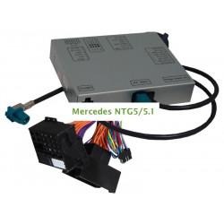 Interface cámara MB NTG5-205, NTG5.1