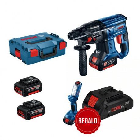 0615990FR3 Taladro percutor a batería Bosch GSB 18 VE-2-LI