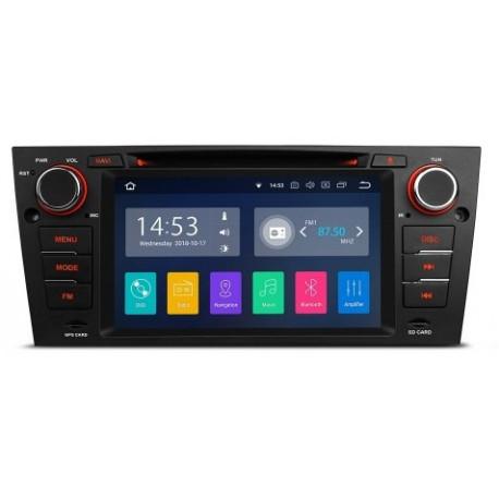"NAVEGADOR BMW Serie 3 E90 Android 8.1 LCD 7"" CarPlay"