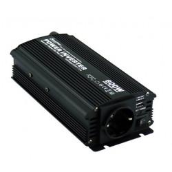 Inversor corriente 12V a 230V 600W