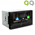 "Radio GPS CARPLAY y ANDROID AUTO LCD Táctil 6,8"" 800X480 Bluetooth"