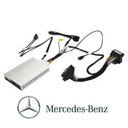 CAR PLAY - MERCEDES BOX NTG 4.5